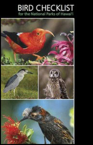 Bird Checklist Book